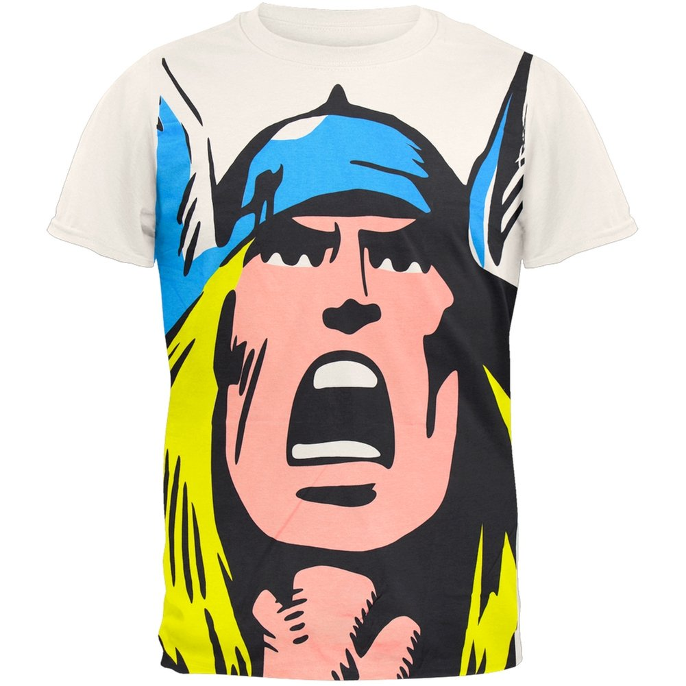 Thor Super Face Tee Shirt