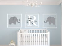 Gray Crib Bedding and Nursery Decor | WebNuggetz.com