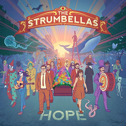 The Strumbellas-Hope-CD-FLAC-2016-FORSAKEN Download