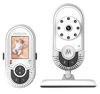 Amazon.com : Motorola MBP421 Video Baby Monitor with 1.8