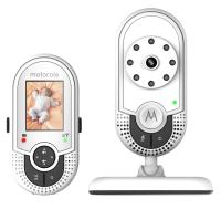 Amazon.com : Motorola MBP421 Video Baby Monitor with 1.8 ...