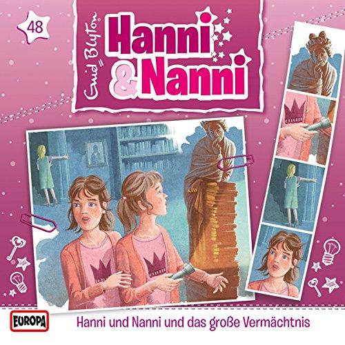 Hanni & Nanni (48) und das große Vermächtnis - Europa 2015