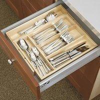 Amazon.com: Wood Expandable Drawer Organizer: Home & Kitchen