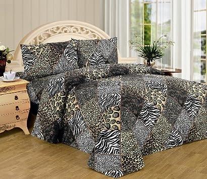 Cow Print Comforter