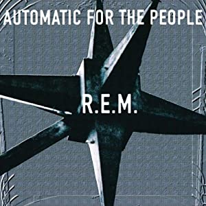 """Cover of """"Automatic for the People"""""""