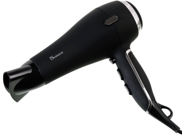 Surker® RCY-77 Professional Hair Dryer 2000W with Diffuser
