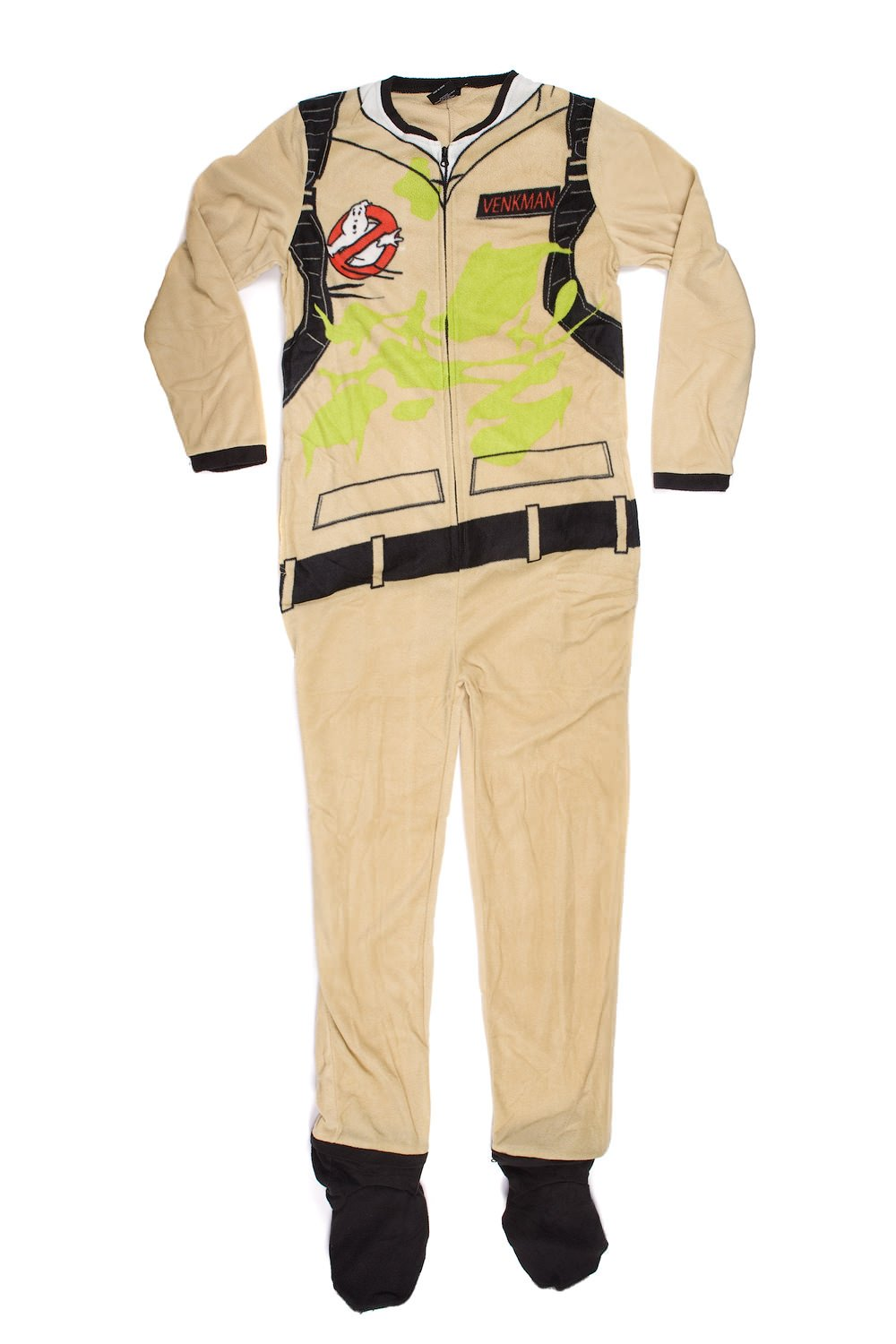 Ghostbusters Suit Up Men's Costume Union Suit Oneise pajamas