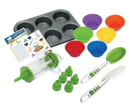 Cupcake decorating kit for a 12 year old girl