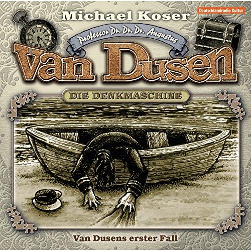 Professor Dr. Dr. Dr. Augustus van Dusen (11) Van Dusens erster Fall (Highscore Music)