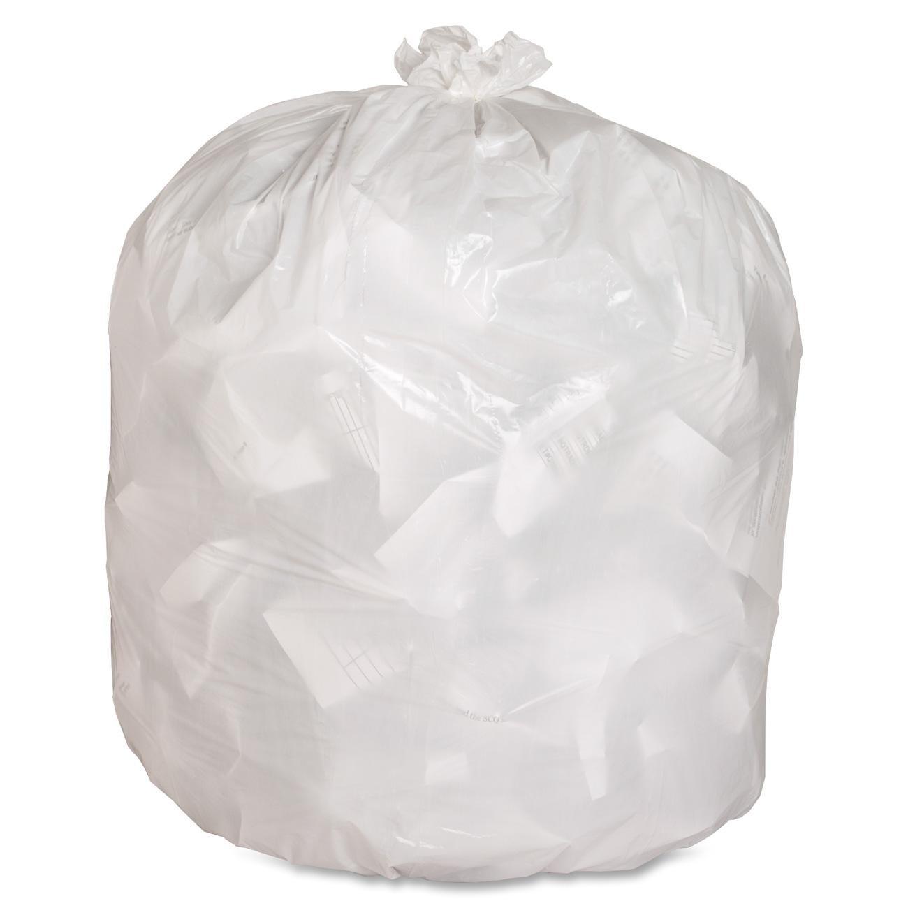 kitchen garbage bags artwork for walls genuine joe gjo02312 heavy duty low density trash