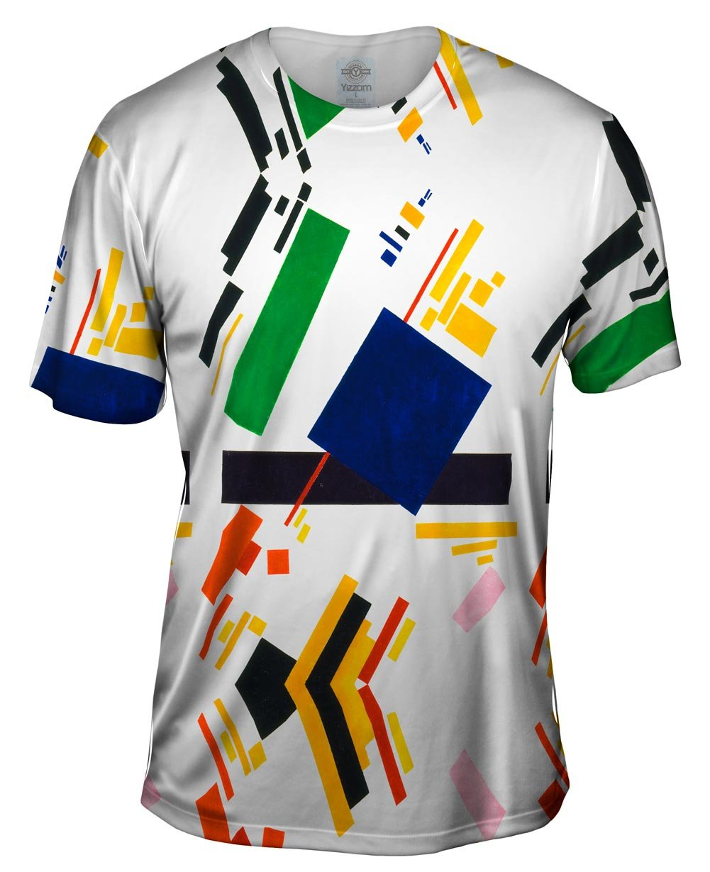 "Kazimir Malevich - ""Suprematist Composition"" (1916) -Tagless- Mens Shirt"