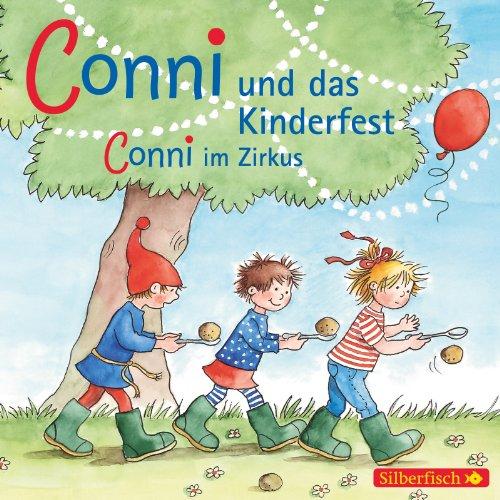 Conni und das Kinderfest/Conni im Zirkus (Karussell/Silberfisch)