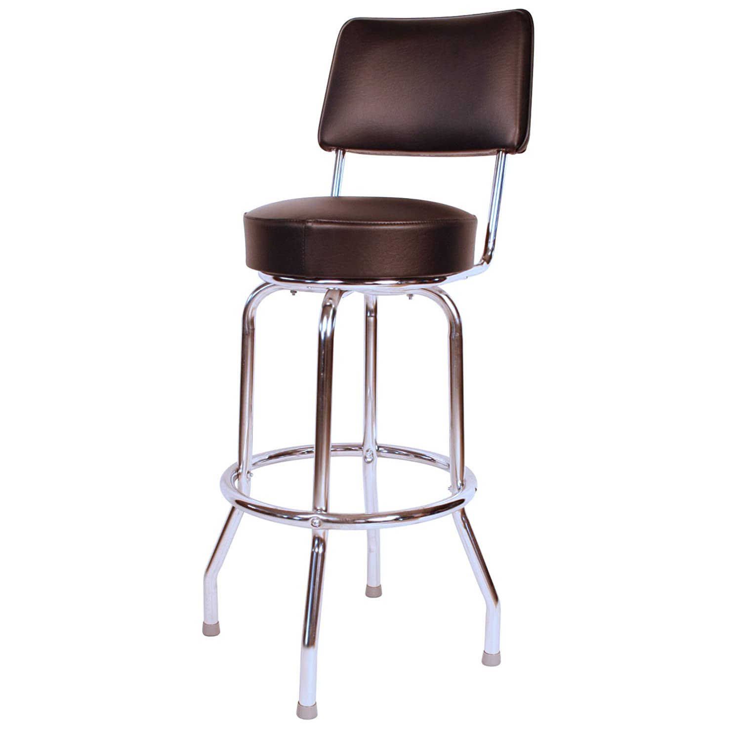 Pneumatic Bikers Stool & Shop Seat