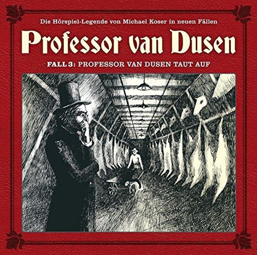 Prof. van Dusen - Die neuen Fälle - Professor van Dusen taut auf (Michael Koser) Allscore / Highscoremusic 2015