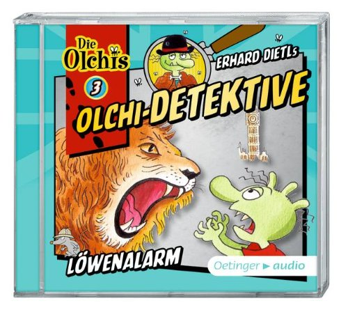Olchi-Detektive (3) Löwenalarm (Oetinger Audio)