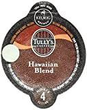 Tully's Hawaiian Blend Coffee Keurig Vue Portion Packs, 16 Count