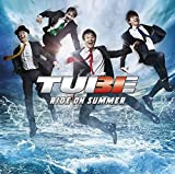 RIDE ON SUMMER(初回生産限定盤B)(DVD付)