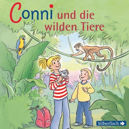 Conni und die wilden Tiere (Karussell / Silberfisch)