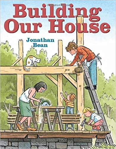 Building Our House book cover
