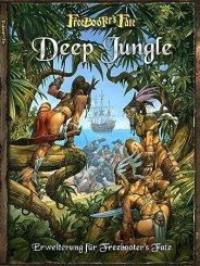Freebooters Fate, FF, Deep Jungle, Regelwerk, Rezension, Regelbuch, Buch, Amazonen