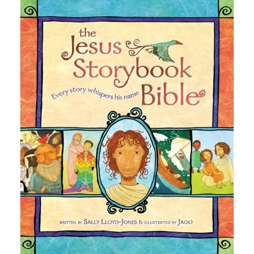 Jesus Storybook Bible as a bible study material