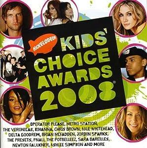Nickelodeon Kids Choice Awards 2008 Nickelodeon Kids