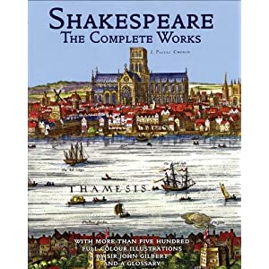 William Shakespeare: The Complete Works (Collector's Library Editions in Colour)