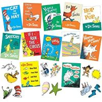 Amazon.com : Dr. Seuss Books Mini Bulletin Board Set ...