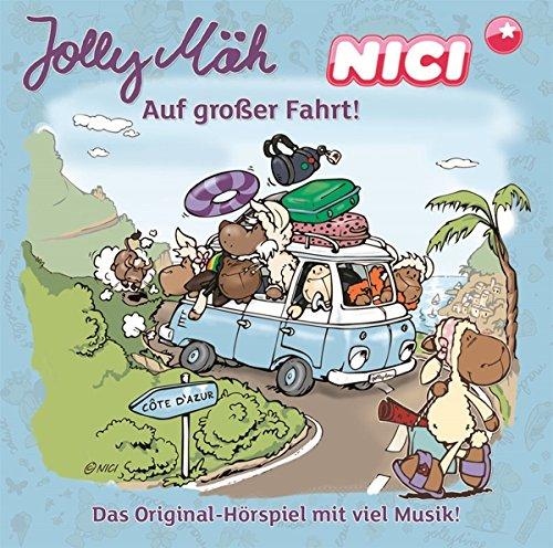 Jolly Mäh auf großer Fahrt (Cocomico Records)