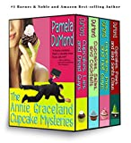 The Annie Graceland Cupcakes Mystery Series: Box Set, Books #1 - 4 (A Romantic, Comedic Annie Graceland Mystery)