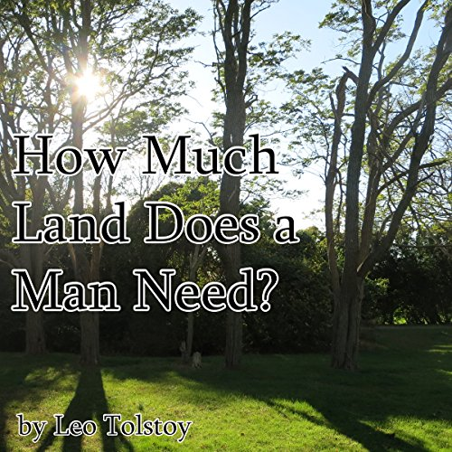How much land does a man need  frudgereport494webfc2com