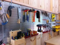 Wall Control 30-P-3232GV Galvanized Steel Pegboard Pack ...