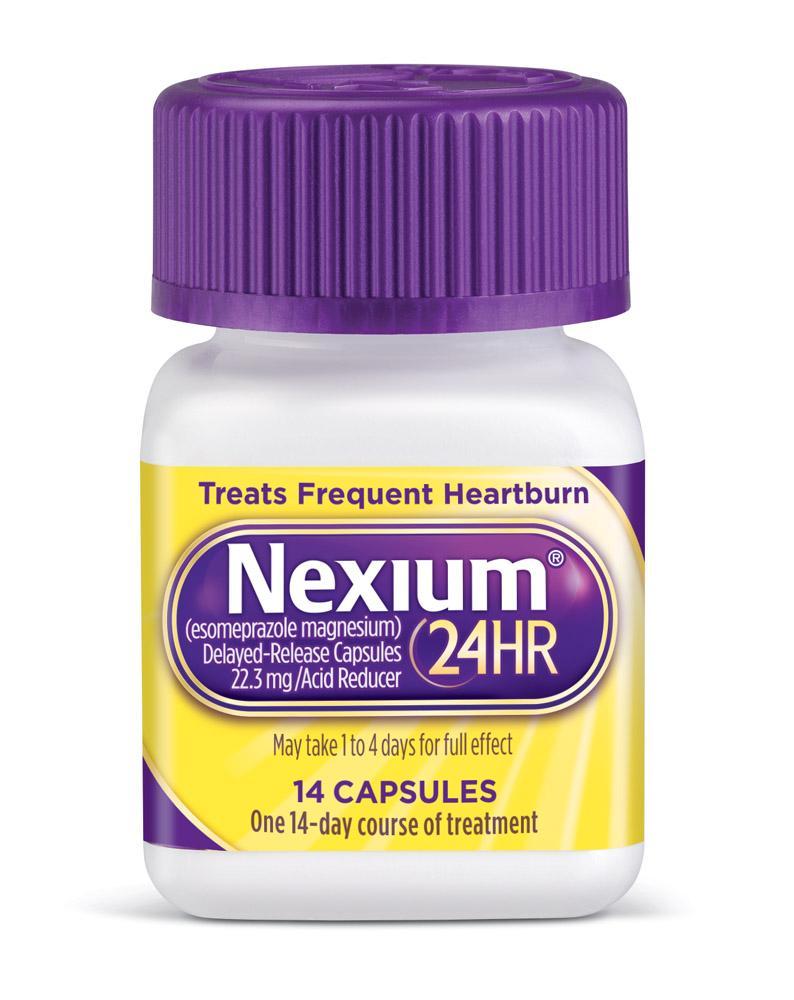 Amazon.com: Nexium 24HR Capsules 42 Count: Health ...