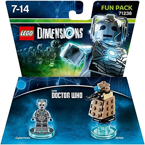 Doctor Who Cyberman Fun Pack