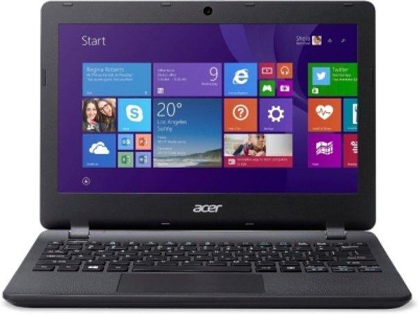 ACER Aspire ES1-131-C8RL,NX.MYKSI.009- Celron dualcore ,2GB DDR3 ,500GB , 11.6