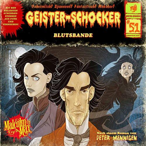 Geister-Schocker (51) Blutsbande