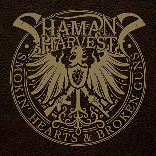 Shamans Harvest-Smokin Hearts And Broken Guns-CD-FLAC-2014-FORSAKEN Download