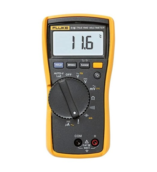 Fluke 116 for HVAC
