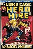 Luke Cage: Hero for Hire (Essential (Marvel Comics))