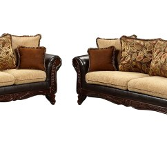 Amazon Sofa Set Where To Put In Living Room As Per Vastu Furniture Of America Kamil Classic 2 Piece With