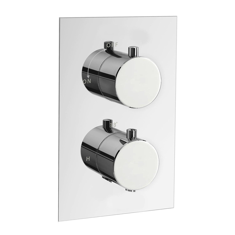 chrome mixer shower control save money