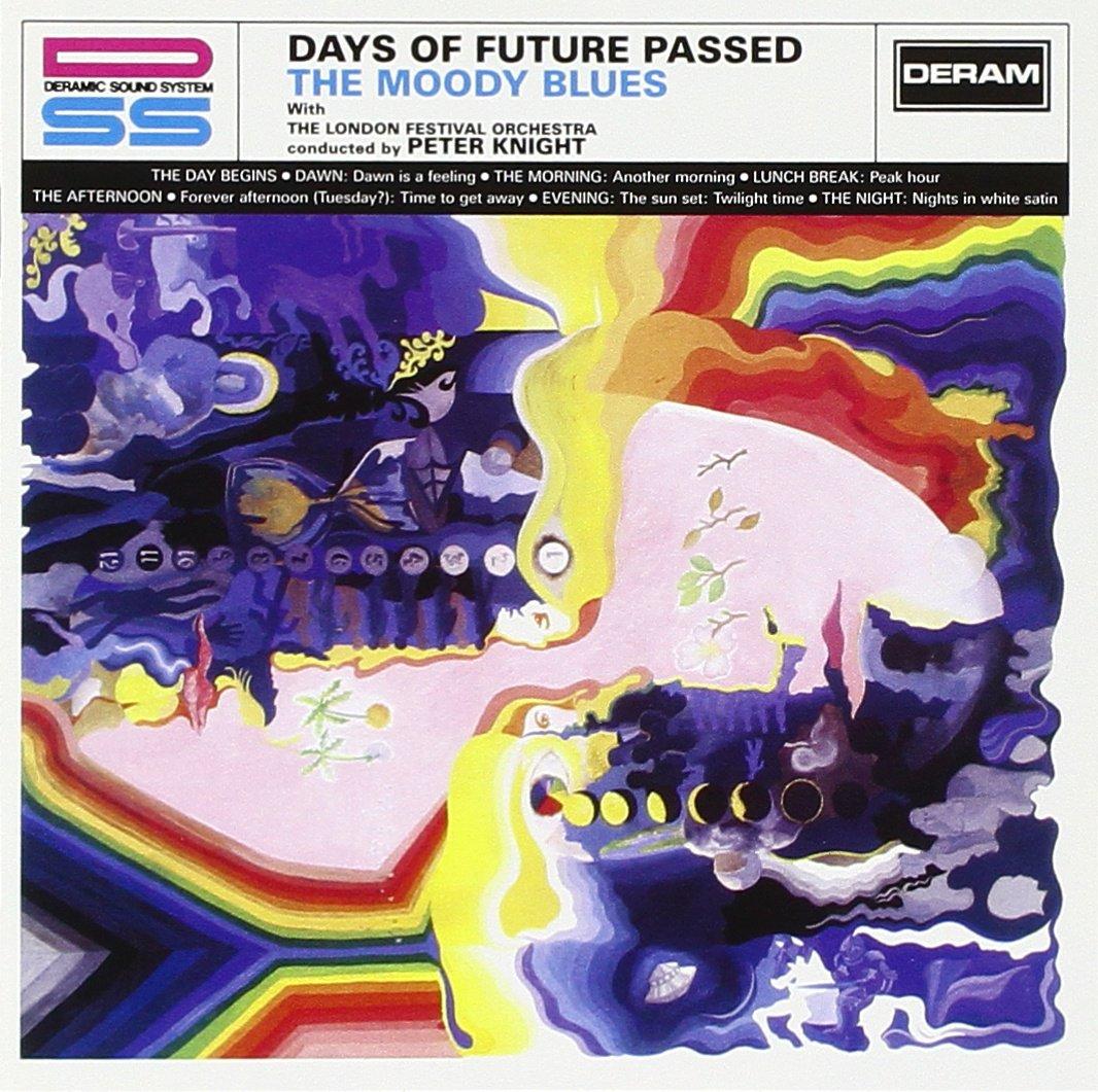 Los Días Del Futuro Pasado De Los Moody Blues Marina Casado