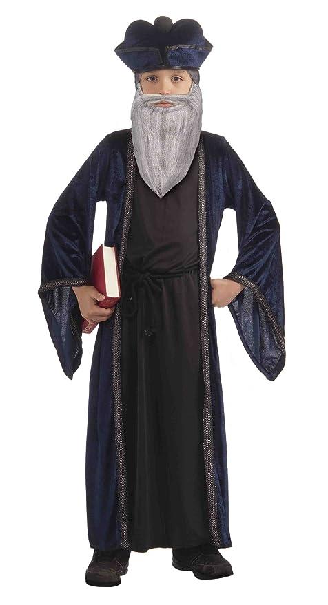 Nostradamus Child Costume, Small