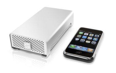 G-Tech G-Raid Mini 1TB
