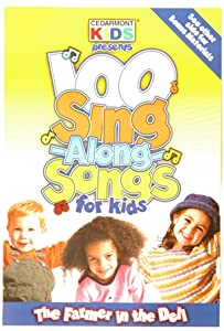 100 Sing Along Songs For Kids Presented By