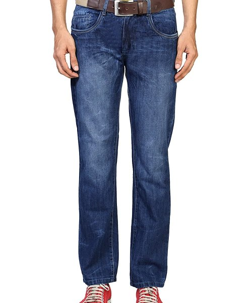 People Men's Relaxed Fit Jeans