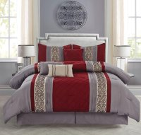 Pintuck Comforter Sets Sale - Ease Bedding with Style