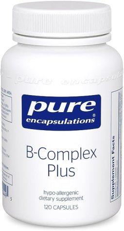 Pure Encapsulations - B-Complex Plus 120's