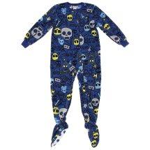 Boys Footed Pajamas