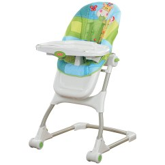 High Chair Amazon Teak Table And Chairs Fisher Price Discover N Grow Jungle Ez Clean Baby